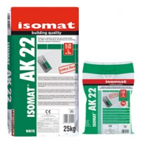 Εύκαμπτη, Υψηλής Ποιότητας Ρητινούχα Κόλλα Πλακιδίων C2 TE S1 Isomat AK 22