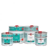 Διάφανο Πολυουρεθανικό Βερνίκι Δύο Συστατικών Isomat Varnish-PU 2K Gloss