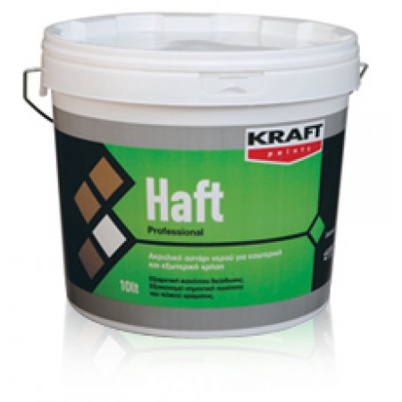 Ακρυλικό Αστάρι Νερού Για Εσωτερική Και Εξωτερική Χρήση Kraft Haft