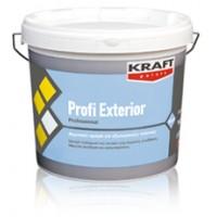 Ακρυλικό χρώμα υδατικής διασποράς για εξωτερική χρήση Kraft Profi Exterior