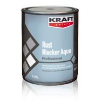 Αντισκωριακό Αστάρι Νερού Για Εξωτερική Και Εσωτερική Χρήση Με Εξαιρετική Πρόσφυση Σε Όλες Τις Γυαλιστερές Επιφάνειες Kraft Rust Blocker Aqua