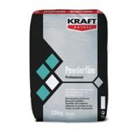 Λεπτόκοκο Τσιμεντοκονίαμα Σπατουλαρίσματος Για Εσωτερική Χρήση Kraft Powderfine
