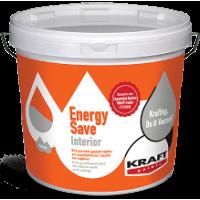 Ενεργειακό χρώμα νερού για εσωτερικούς χώρους Kraft Energy Save Interior