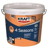 100% Ακρυλικό Χρώμα Υψυλής ποιότητας για εξωτερική χρήση Kraft 4 Seasons
