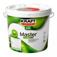 Οικολογικό πλαστικό χρώμα υψηλής ποιότητας Kraft Master Eco