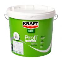 Οικολογικό Πλαστικό Χρώμα Kraft Profi Interior