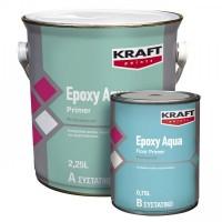 Εποξειδικό Αστάρι Νερού Δύο Συστατικών kraft Epoxy Aqua Floor Primer