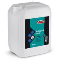 Ειδικό Πρόσθετο Πολυμερές Νερού Ακρυλικής Βάσης, Για Έξτρα Ελαστικλοτητα Και Ανακλαστικότητα Της Ηλιακής Ακτινοβολίας Kraft Hydroguard Elastic