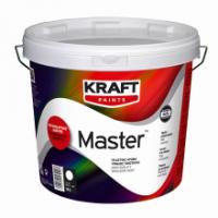Πλαστικό χρώμα υψηλής ποιότητας, με ήπιες φωτοκαταλυτικές ιδιότητες Kraft Master