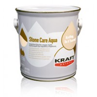 Ακρυλικό Βερνίκι Πέτρας Νερού Εμποτισμού Για Πορώδεις Επιφάνειες Kraft Stone Care Aqua