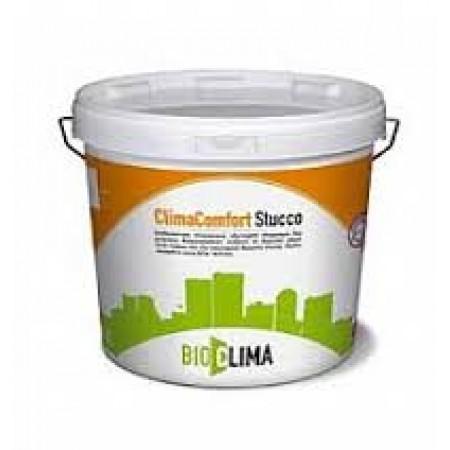 Ενεργειακό Επίχρισμα Για Αποτελεσματική Και Αντιρρηγματική Θερμική Προστασία όψεων  Και Πυλωτής Kraft Clima Comfort Stucco