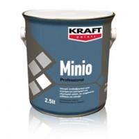 Αντισκωριακό Αστάρι Διαλύτου Για Εσωτερικές Και Εξωτερικές Μεταλλικές Επιφάνειες Kraft Minio