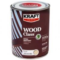 Βερνίκι Εμποτισμού Πολυουρεθάνης Kraft Wood Class