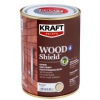 Βερνίκι Εμπλουτισμού Πολυουρεθάνης Νερού Kraft Wood Shield