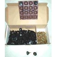 Kαρφίδες με πλαστικά βύσματα Sika Drain Plugs & Nails