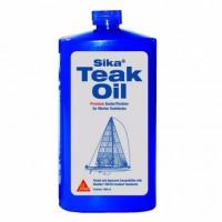 Λάδι προστασίας ξύλινων καταστρωμάτων Sika Teak Oil