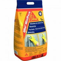 Υπερταχύπηκτο τσιμεντοειδές κονίαμα Sika Minipack Waterplug