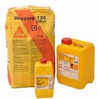 Μικροκονίαμα για επιφανειακή σφράγιση 3-συστατικών Sikagard-720 EpoCem