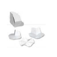 Ειδικά τεμάχια για προσαρμογή σε ειδικά σχήματα, Sikaplan Int.-Ext. Corner 90