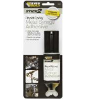 Εποξειδικό Συγκολλητικό Στιγμής 2 Συστ. Stick2 Rapid Epoxy Metal Syringe Adhesive