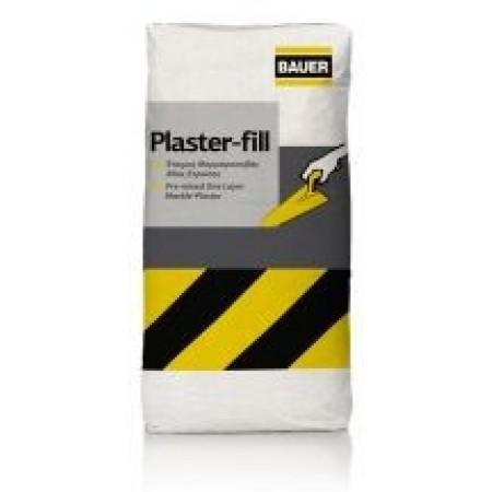 Ενισχυμένος σοφάς μιας στρώσης Bauer Plaster Fill