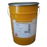 Bαφή προστασίας μεταλλικών κατασκευών SikaCor-6630 High Solid