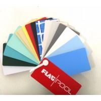 Μεμβράνη PVC για πισίνες Flagpool